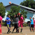sepak bola legislatif vs eksekutif 3